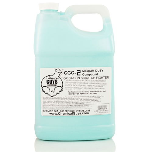 Best Product For Removing Paint Oxidation