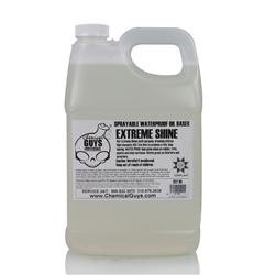 Auto Detail Supplies Extreme Tire And Bumper Shine Oil Based Dressing Water Resistant Formula